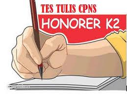 Ujian Tulis Honorer K2