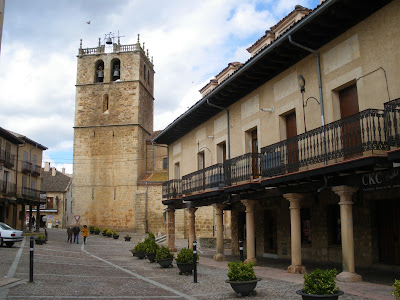 Riaza, Segovia, Castilla y León, arte románico