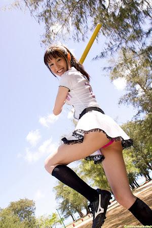Minami Matsumaka, Play Baseball 04