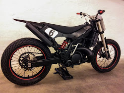 Project 8, 02 Kawasaki kx, completed