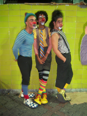 CLOWNS / PAYASOS