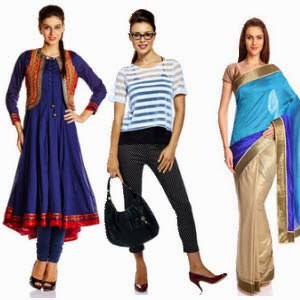 Amazon : Buy Women's Kurtis and Saree At Flat Mini. 60% OFF Starting at 195 – BuyToEarn