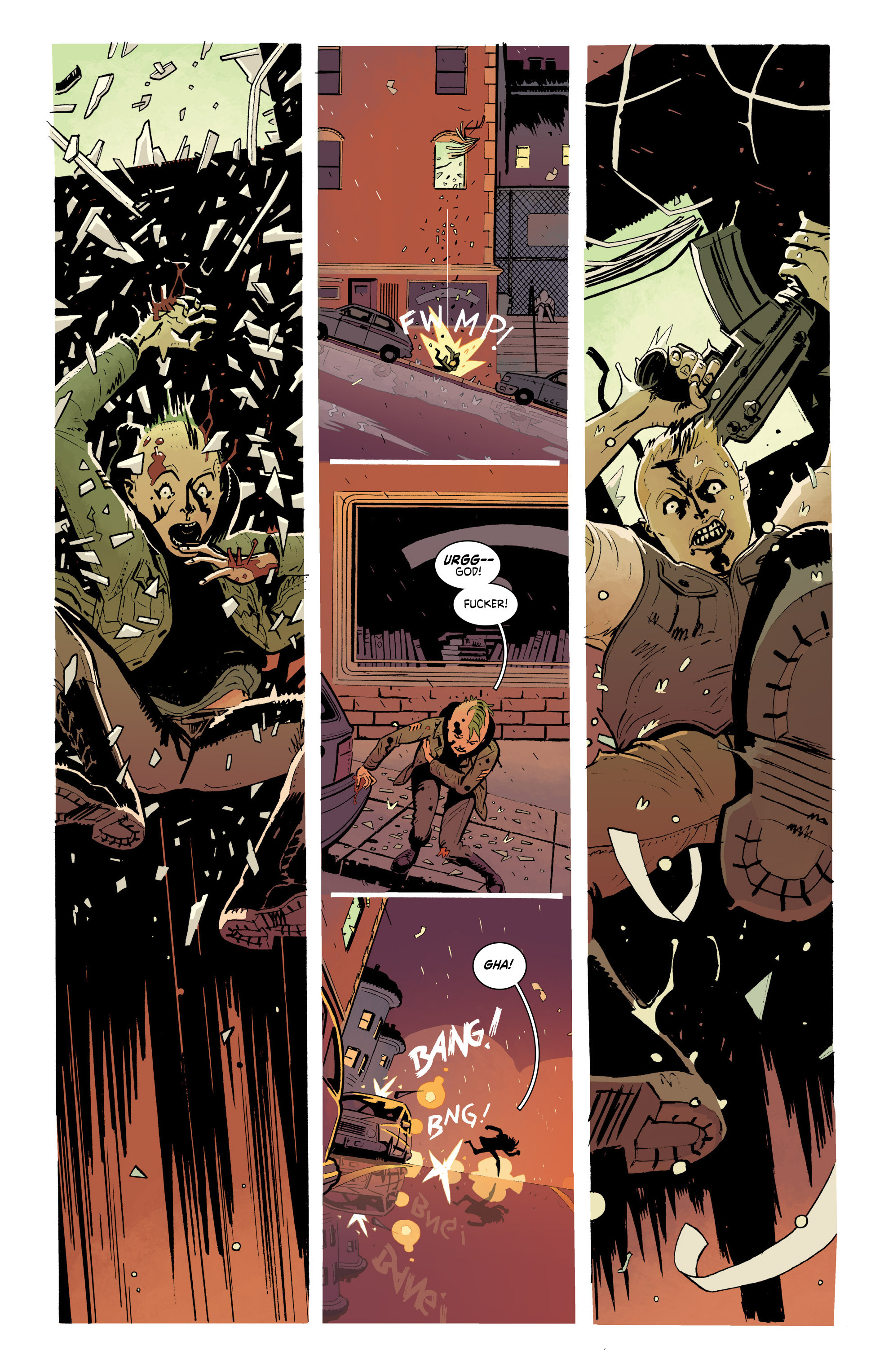 Read online Deadly Class comic -  Issue #19 - 8