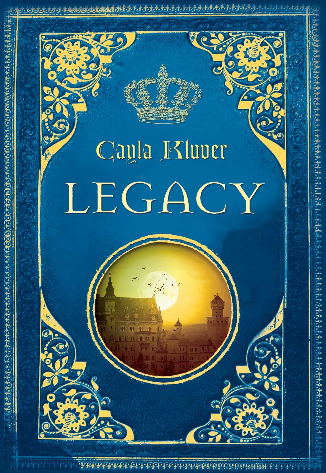 Legacy: Portadas de Legacy en el mundo