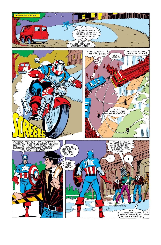 Captain America (1968) Issue #327 #256 - English 8