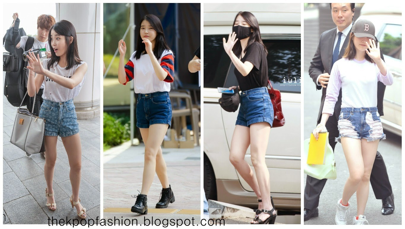 off stage ius airport fashion in 2014 the kpop fashion