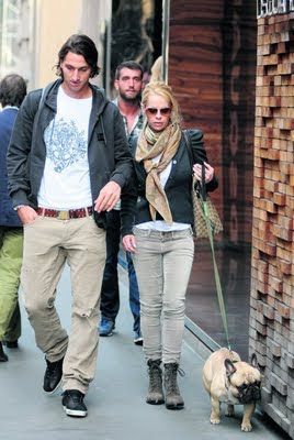 Zlatan Ibrahimovic and Wife