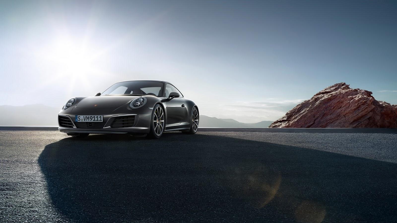 Porsche 911 4 4S 3