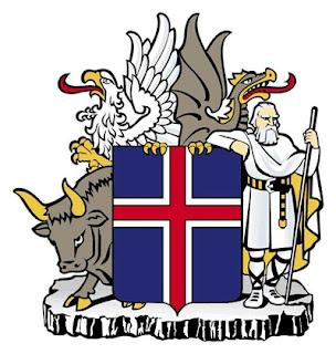 Gardien de la ménagerie Islande
