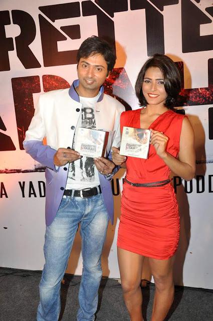Celbs at Audio release of 'Cigarette Ki Tarah'