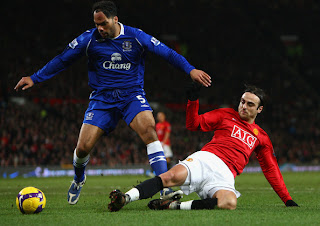 Prediksi Manchester United vs Everton 22 Apr 2012