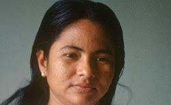 Maamata Banerjee during young age