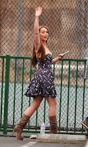 Hot Pic Jennifer Love Hewitt In Strapless Dress