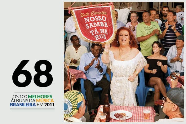 Beth Carvalho - Nosso Samba Tá Na Rua
