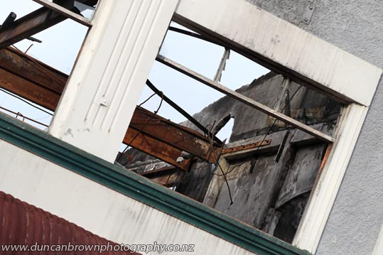Gutted :-(  Marine Parade, Wairoa photograph