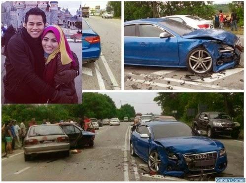 Peminat Dakwa Kereta Audi Fizo Omar Sering Dipandu Laju
