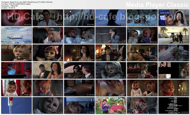 Seed Of Chucky 2004 video thumbnails