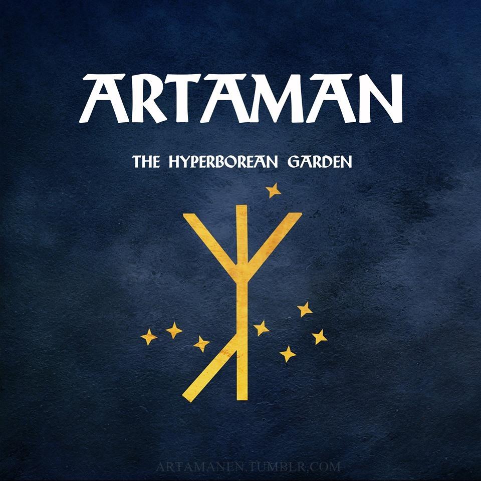ARTAMAN - THE HYPERBOREAN GARDEN: