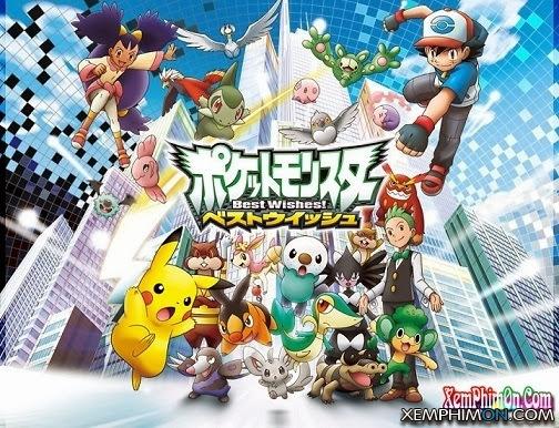 Pokemon Full Season