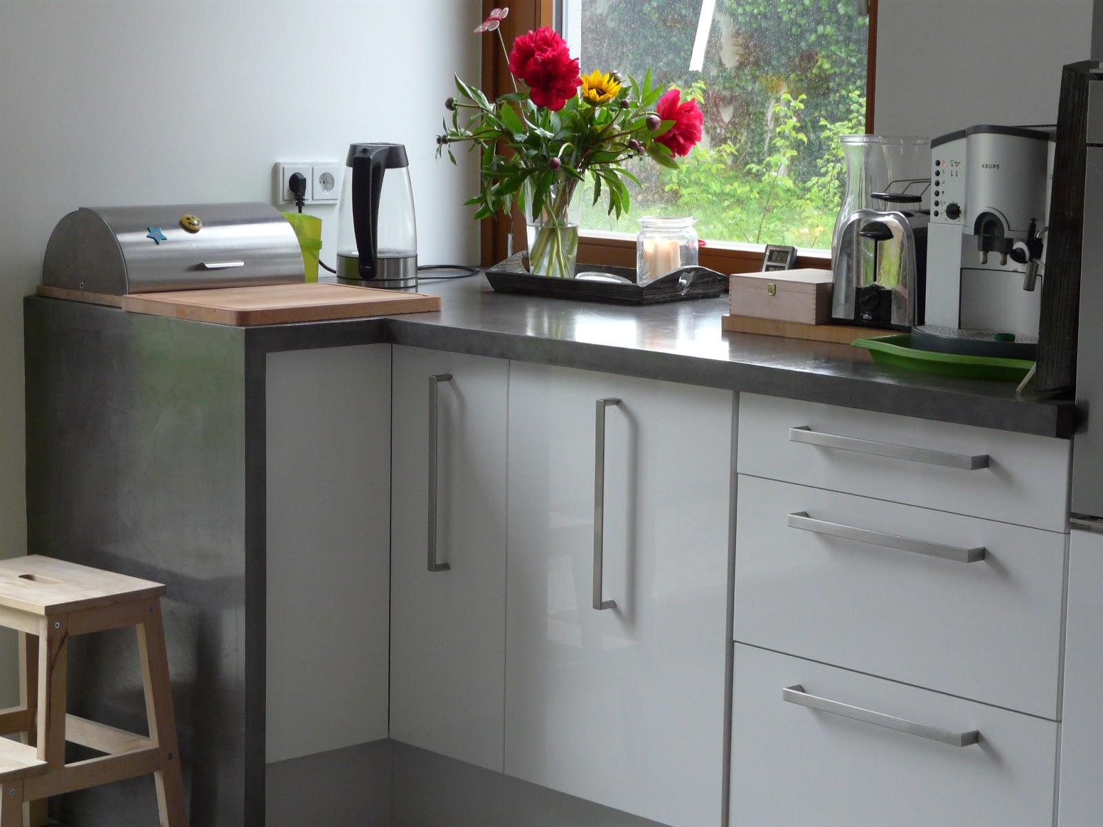 k chenarbeitsplatte betonoptik. Black Bedroom Furniture Sets. Home Design Ideas