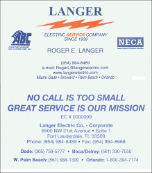 Langer Electric Co.