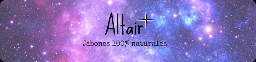 Altair: Jabones 100% naturales