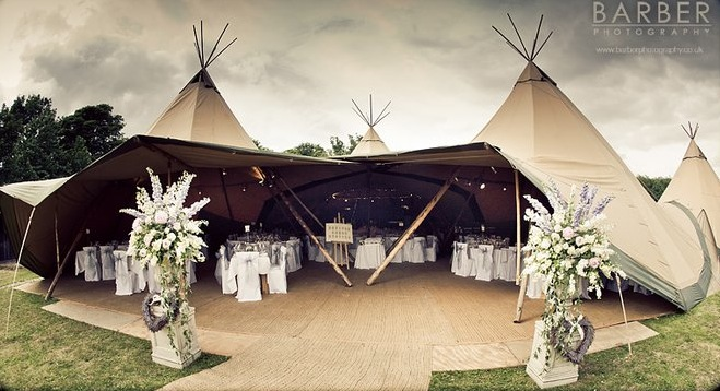 Just imagine your guests surprise and delight when they arrive to see they will be celebrating your big day under a big tent !! Wow !! & Chasing Rainbows Kissing Frogs: TiPi Marquee Wedding