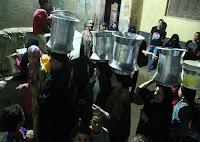 انقطاع مياه الشرب منذ أكثر من شهرين عن 10 آلاف نسمة بالشرقية