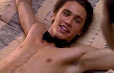 james franco shirtless