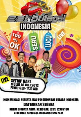 Eat Bulaga Indonesia promo poster
