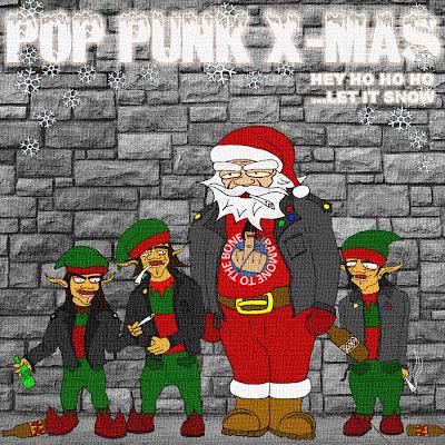 VA - Pop Punk X-Mas - Hey Ho Ho Ho ... Let it Snow (2012) (2012)