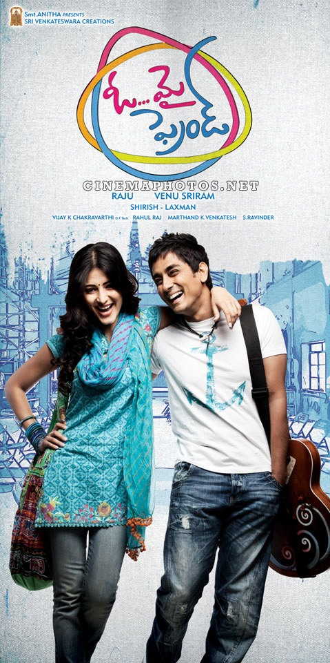 Oh My Friend,Oh My Friend mp3 Songs Download,Siddrth oh My Friend,Oh My Friend Movie Songs Free Download