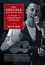 The Ukulele Entertainer Book