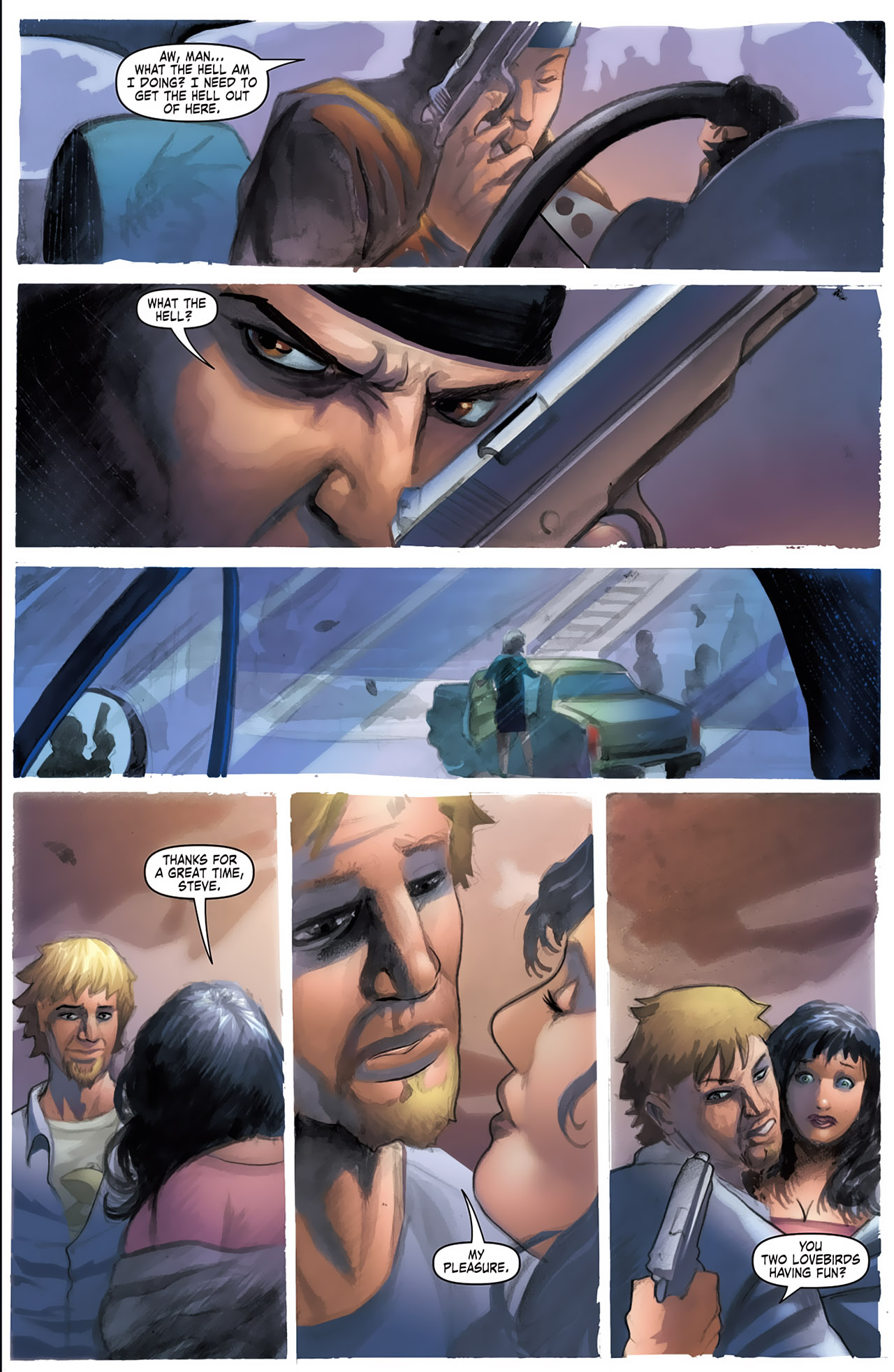 Grimm Fairy Tales (2005) Issue #14 #17 - English 19