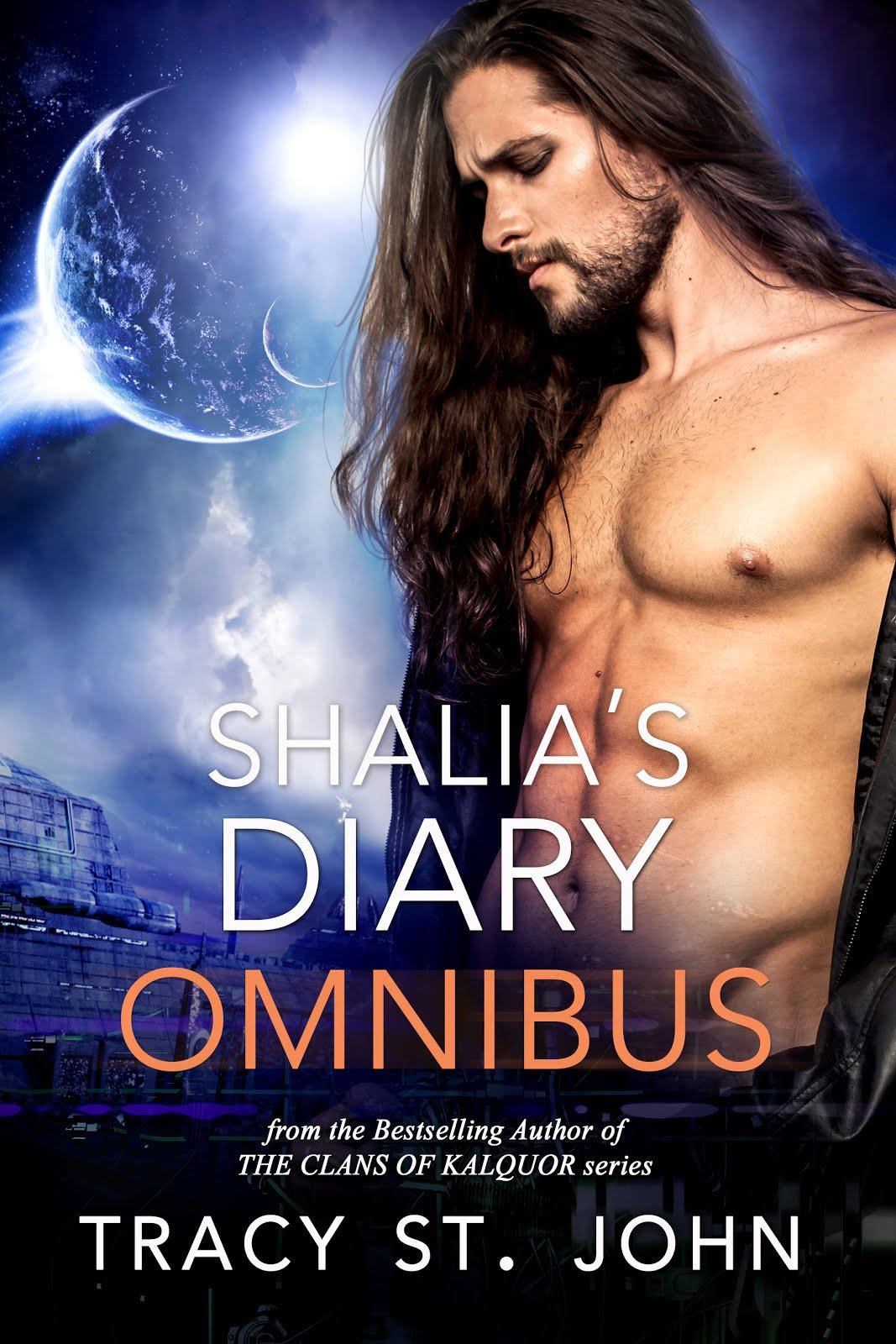 Shalia's Diary Omnibus
