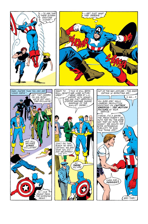 Captain America (1968) Issue #261 #176 - English 12