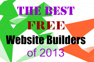 Best Free website Builders - Reviews Part II Front