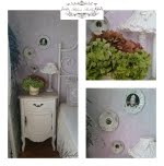 Moj stan: Romanticna shabby chic dekoracija