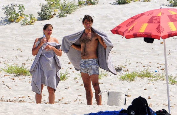 Galerry 10 best pictures of Roger Federer's family