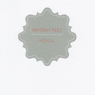 Hannah Peel Rebox Covers New Wave Music Box 7 inch Static Caravan 2010 mp3 download
