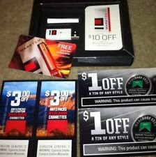 LM Cigarette coupons