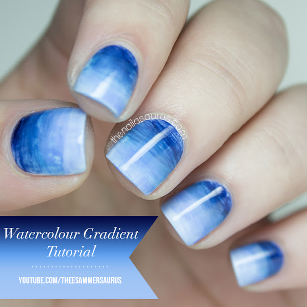 watercolour gradient video tutorial