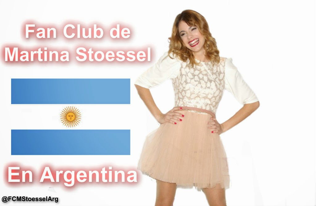 Fan Club de Martina Stoessel en Argentina
