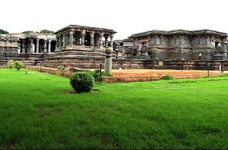 Candi Dwarasamudra, Karnataka - India