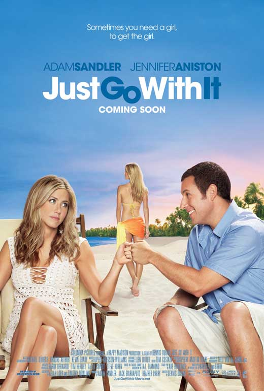 Just go with it (Sígueme el rollo) (Una esposa de mentiras) (2011) Español Latino