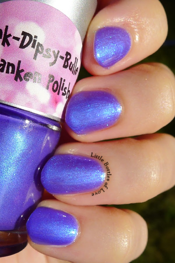PinkDipsyBulle - Lady of the Lake Swatch