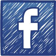Na rede social