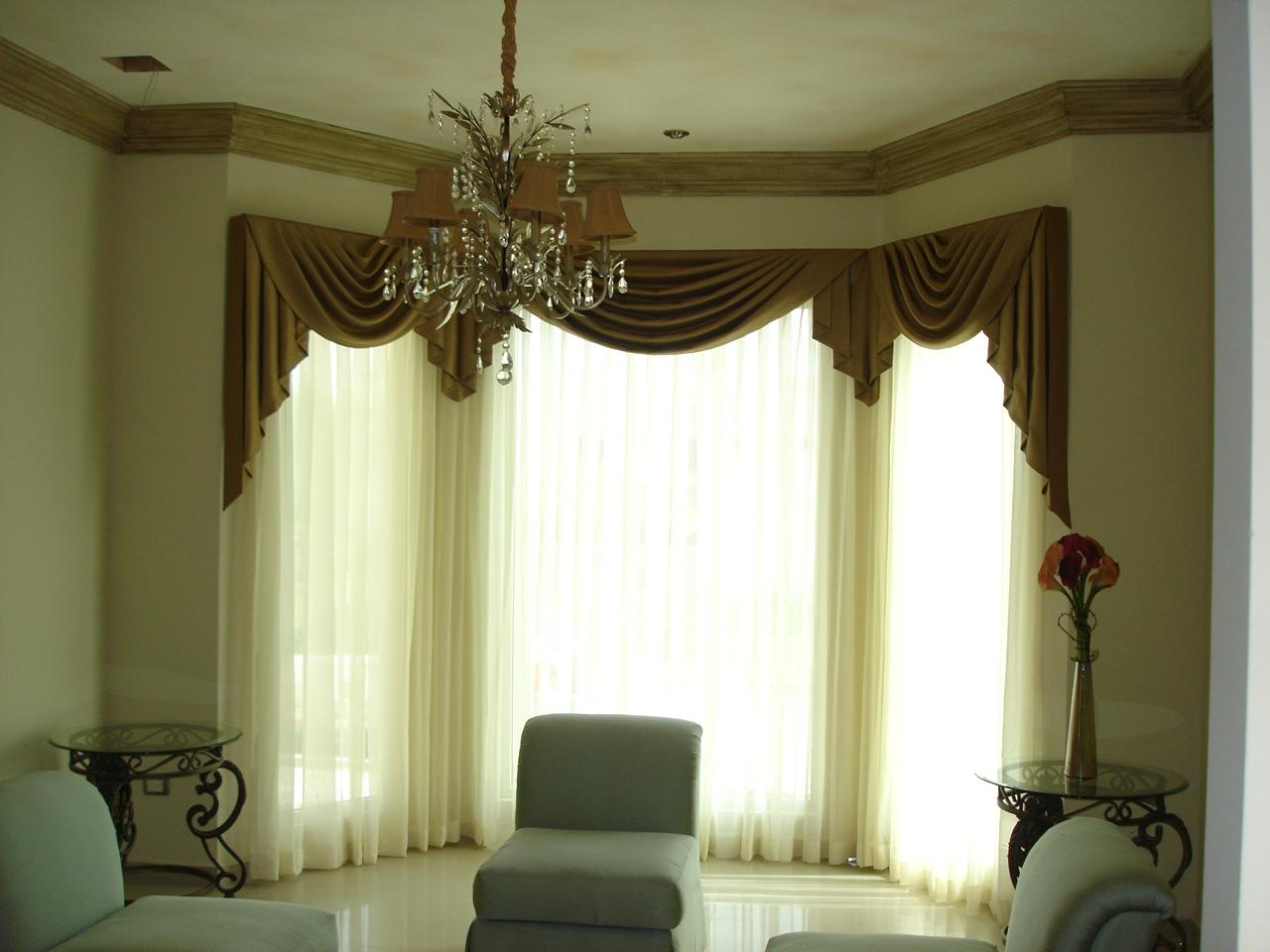 Mi casa mi hogar cortinas para salas grandes 2013 - Estilos de cortinas ...