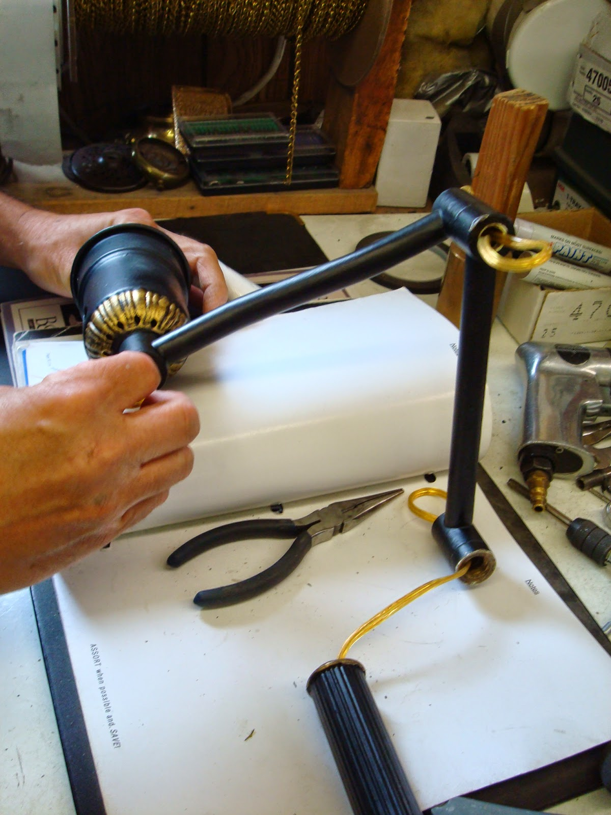 lamp parts and repair lamp doctor floor lamp cord. Black Bedroom Furniture Sets. Home Design Ideas