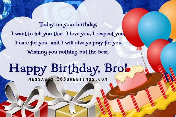 All wishes message greeting card and tex message birthday birthday greetings card for brother birthday wishes card for brother bookmarktalkfo Choice Image